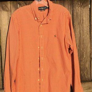 Men's Polo Ralph Lauren Button Down Shirt